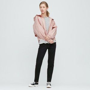 UNIQLO High-Rise Slim Tapered Ankle Jeans